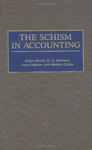 The Schism in Accounting Pdf