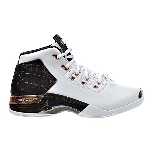 Blue Basket sport Uomo Retro black Coin White Air Da Copper 17 Jordan Scarpe metallic Nike 16UqYw