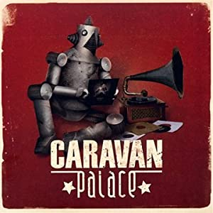 vignette de 'Dragons ; Star scat ; Ended with the night. (Caravan palace)'