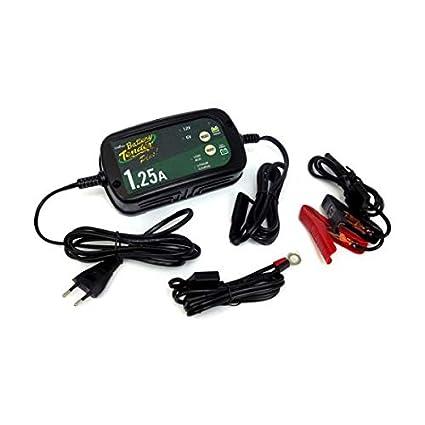 mantenedor Cargador de baterías Battery Tender 1.25amp Doble ...