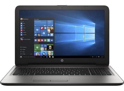 HP 15-ay039wm 15.6 inch laptop ( i3-6100U 2.3GHz, 8GB RAM, 1TB HDD, DVD Burner, Windows 10, Silver) (Renewed)