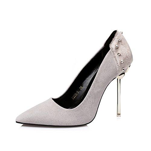 D FLYRCX MesLes dames, dames, personnalité Forte, Talons Hauts, Talons Hauts, la Partie Peu Profonde des Chaussures Sexy  beaucoup de concessions