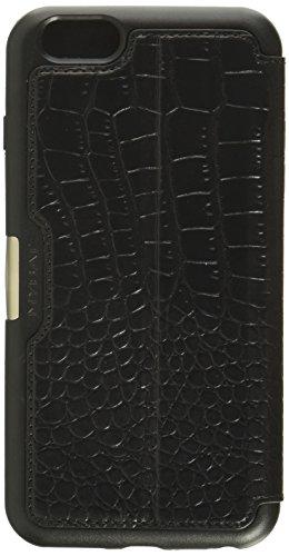 MyBat Wallet Case for Apple iPhone 6s Plus/6 Plus - Retail Packaging - Black