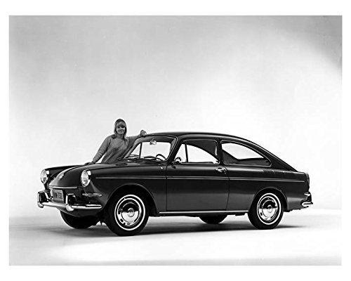 1967 Volkswagen Fastback Automobile Photo Poster from AutoLit