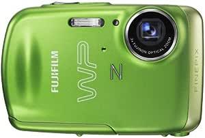 Cámara Digital Fujifilm Finepix Z33WP 10MP Impermeabl con zoom óptico de 3x-Azul