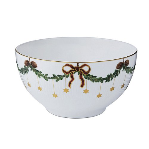 Royal Copenhagen 1017448 Star Fluted Serving Bowl 56 oz. ()