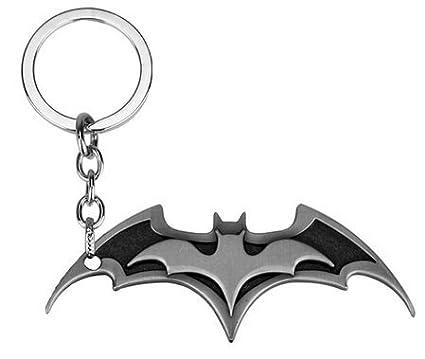 Llavero de Batman Color Plata: Amazon.es: Juguetes y juegos