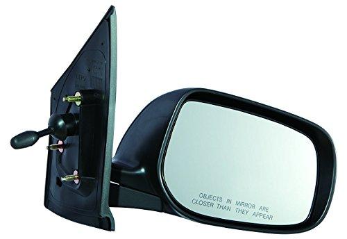 DEPO 312-5413R3CB Toyota Yaris Sedan Passenger Side Manual RMT Mirror (Toyota Yaris Side Mirror compare prices)