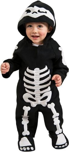 Lil Monster Infant Toddler Costume (Lil' Skeleton Baby Infant Costume - Toddler)