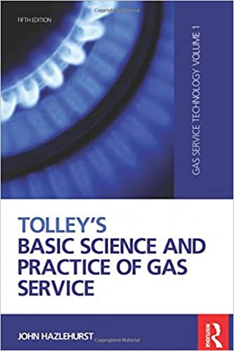 Book Tolley's Basic Science and Practice of Gas Service (Gas Service Technology)