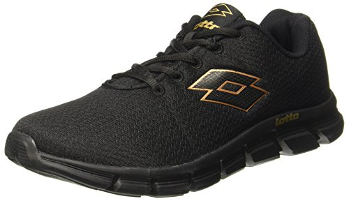 Lotto Men's Vertigo Black Running Shoes - 8 UK/India (42...