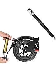 Fututech bandverlenging, opblaasbaar ventiel voor Xiaomi M365 Pro Pro2 1S elektrische step, verlengbuis, reserveonderdeel, scooter, accessoire voor fiets en motorfiets