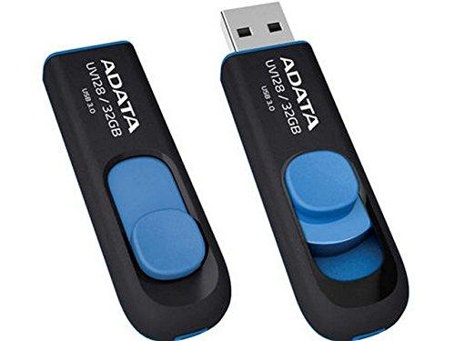 DashDrive UV128 32GB USB 3.0 Black/Blue