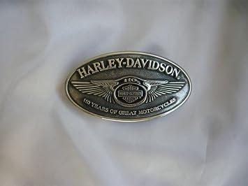 Boucle de ceinture Harley Davidson, pour motard  Amazon.fr  Sports ... 073047e2a55