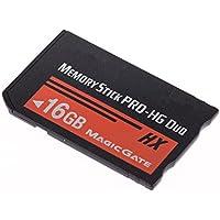 fsrdGT High Speed Memory Stick Pro-HG Duo 16Gb (MS-HX16A) PSP Accessories