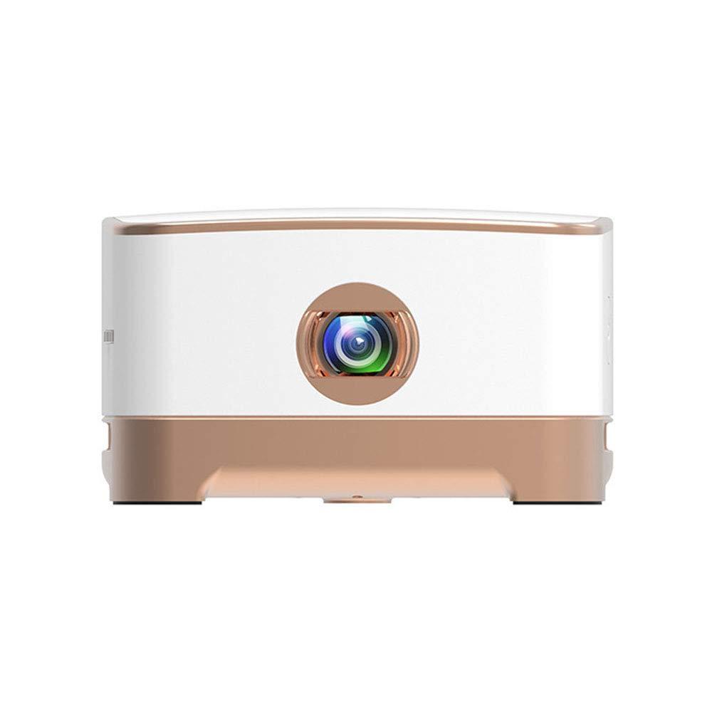 DLP Proyector LED portátil S2 Pico Proyector Android 7.1 Smart ...