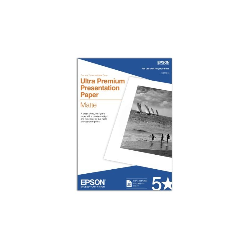 Epson Ultra Premium Presentation Paper M