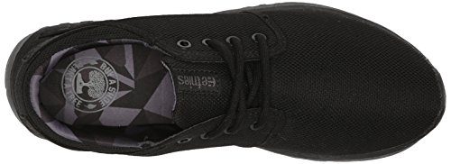 005 Black Women Black Grey Etnies Shoes Skateboarding Black qz6tT7w