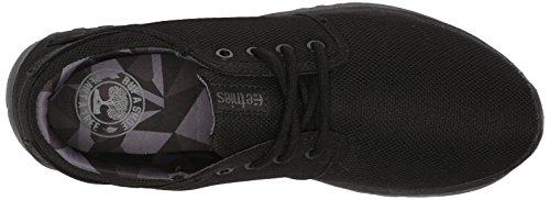 Skateboard W'S de Negro 005 Grey Mujer Zapatillas EtniesSCOUT Black Black HTRnqwR7