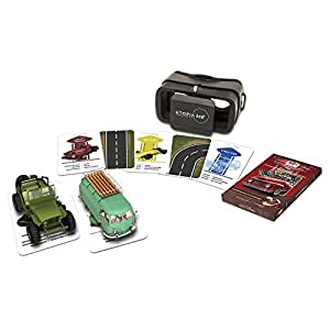 Retrak 4D Utopia 360 Degree Car Garage Augmented Reality Cards & VR Headset STEM-6 Years & Above