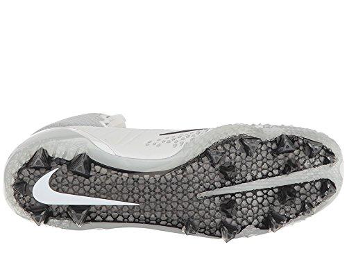 Nike Mens Tvingar Savage Pro Vit / Svart Storlek 11,5