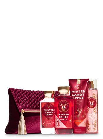 Bath and Body Works WINTER CANDY APPLE Holiday Traditions Co
