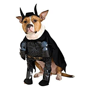 Batman The Dark Knight Pet Costume, Medium