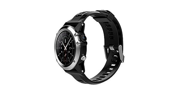 Amazon.com: PAIWEISZ H1 Smart Watch Android 5.1 OS MTK6572 512MB RAM 4GB ROM GPS SIM 3G WCDM Heart Rate Monitor 5.0 M HD Camera IP68 Waterproof 30M Diving ...