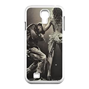 JJZU(R) Design Personalized Cover Case with Beyonce for SamSung Galaxy S4 I9500 - JJZU932285