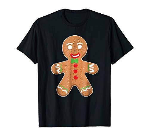 Gingerbread Man Christmas Cookie Costume Baking