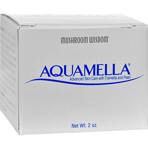(Mushroom Wisdom Aquamella - 2 oz - Advanced Skin Care with Tremella and Pearl - Paraben Free)