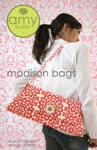 - Amy Butler Madison Bags Pattern