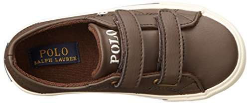 شراء Polo Ralph Lauren Kids Scholar EZ Fashion Sneaker (Toddler/Little Kid)