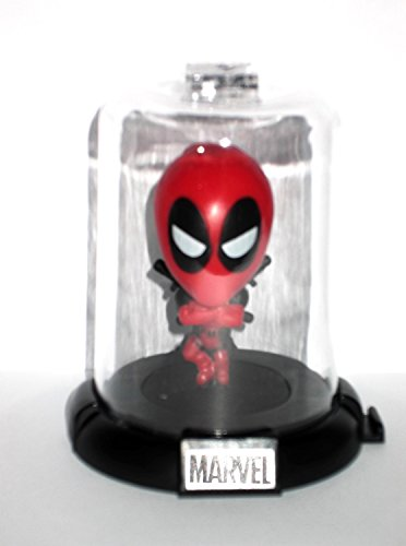 Deadpool Weapon X Costumes (Marvel Deadpool Collectible Original Mini's Domez ~ Deadpool Pose 4 Domed Collectible Mini Character (Opened to Identify))