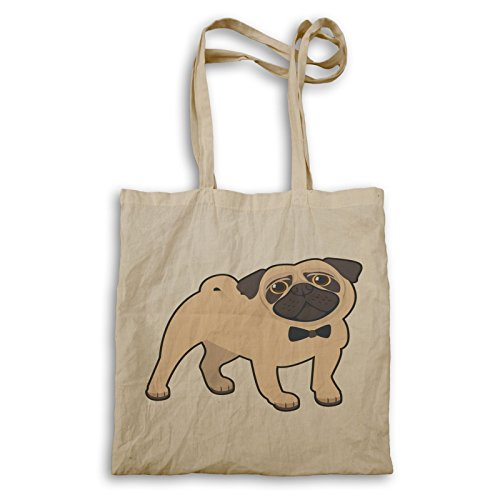 Tote Funny Fun Smart Fun r809r Funny Pug Pug Smart bag Wq0S5nA0w