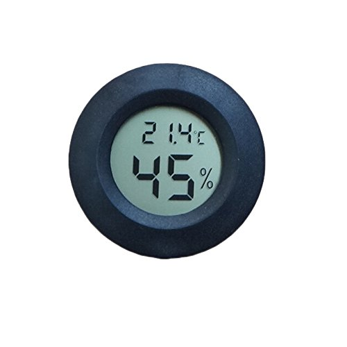 Price comparison product image DZT1968 DC1.5v LCD Display Thermometer Hygrometer Temperature Humidity Meter Digital -50~70