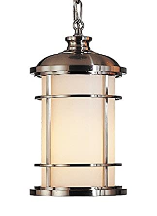 lighthouse outdoor lighting lawn feiss ol2209bs lighthouse outdoor lighting pendant lantern satin nickel 1light 7quot