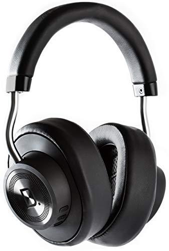 Definitive Technology Symphony 1 Over-Ear Bluetooth Wireless Headphones - Black (Renewed)]()