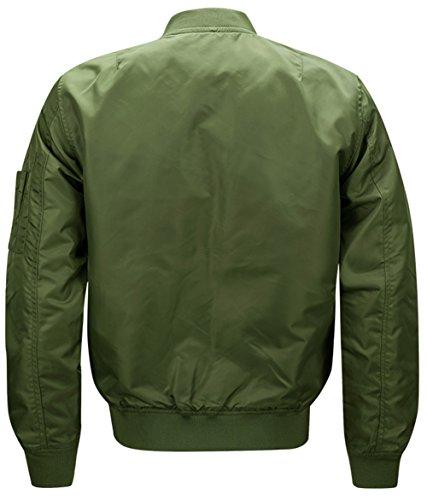 Green Uomo Yyzyy Yyzyy Army Giacca Giacca wgvXgOqan