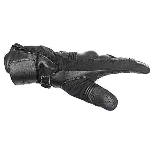 Frank Thomas 503 Waterproof Motorcycle Gloves Black J/&S XL