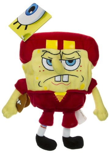 Sponge Bob Small Plush - Football