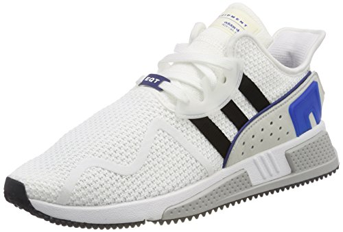 Mens White Sneakers Cushion Adidas EQT Adv qwgvZnA0