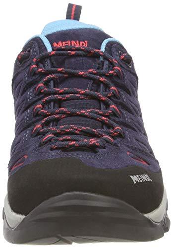 Gtx Para Tür Multicolor Low Zapatos Lady 3811 Mujer Rise Senderismo Meindl Marine De tereno RqBwBFS