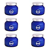 Capri Blue 8 oz Signature Petite Blue Jar Blue Jean (6 pack), Assorted, One Size