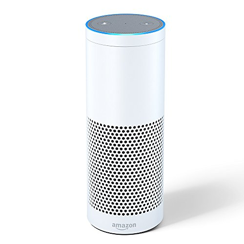 Introducing Echo Plus with built-in Hub – White