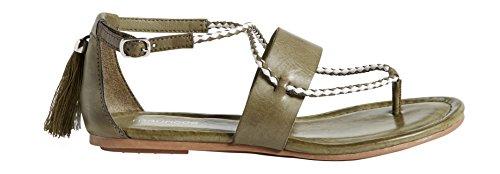 Maurices Womens Sandal Fringe Tassel