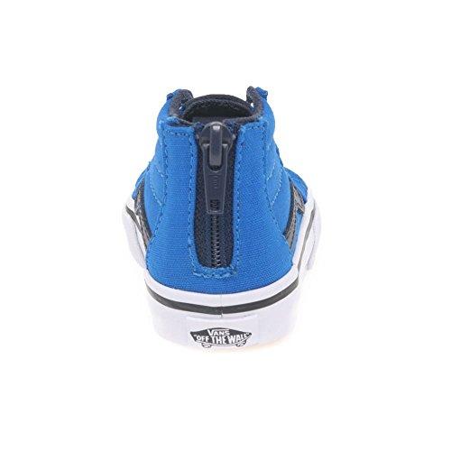 Vans High-Top Sneaker TD SK8-HI ZIP Canvas Imperial MINI-22