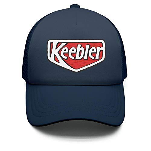 AINIJIAJ Baby Boys/Girls Print Classic Keebler-Cookie- Youth Mesh Trucker Cap