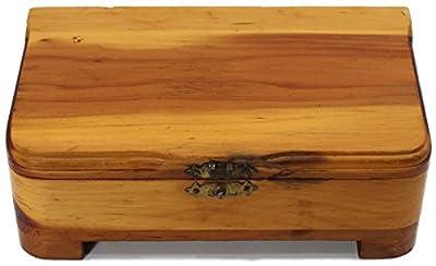 Vintage Cedar Chest Dresser Storage Box