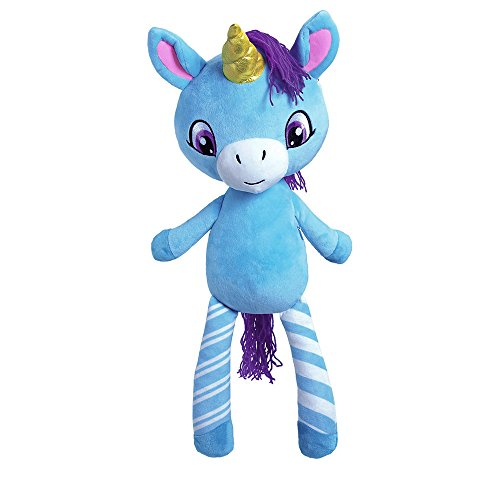 Adora Zippity Hug N Hide Celeste the Unicorn 21.5 Cuddly Soft Snuggle Play Doll Toy Gift with Mini Pocket for Children 3+